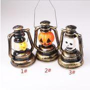 ハロウィン用品 発声鬼はドクロランプ かぼちゃランプ 鬼灯 魔女の灯り 石油ランプ 馬灯