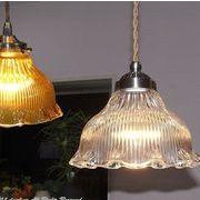 天井照明 おしゃれ 人気 モダン カフェ風  コード調節可 LED対応 電球付CPL-1069-CL