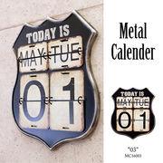 ★メタルカレンダー★MC16003