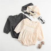 ベビー 赤ちゃん baby ロンパース プリント 韓国子供服 SALE ジャンプスーツ