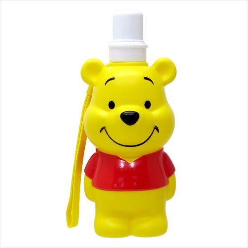 【水筒その他】くまのプーさん/ダイカットウォーターボトル