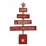 <AMANO>【クリスマス】【木製オブジェ】リリックツリー