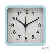 置き時計 ウィル スクエア ブルー