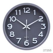掛け時計 スピカ Φ30cm グレー