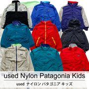 used Nylon Patagonia Kids 古着 ユーズド ナイロン パタゴニア キッズ 6枚セット MIX アソート