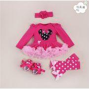 ベビーコスチューム ハロウィン スカート 赤ちゃん クリスマス SALE 韓国 ロンパース 鹿衣装