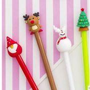 クリスマス★文具★中性ボールペン★ペン★ボールペン★ 0.5mm