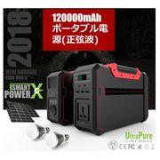 120000mAh ポータブル電源MW-PP444