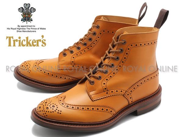 【トリッカーズ】 5634 24 ブーツ ストウ ダイナイトソール エイコーンアンティーク メンズ