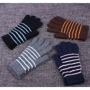 ★秋冬新作★防寒★ファッション★保温手袋★メンズ手袋★グローブ★アウトドア用★ニット手袋