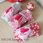 日本製  セレブスタイル  高品質ペットウェア 犬服の着物桜総柄舞妓帯  XS/S/M/MD-M/L