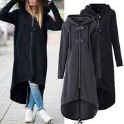 秋冬新商品730358 大きいサイズ 韓国 レディース ファッション ファー コート  3L 4L 5L 6L