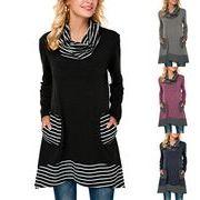 秋冬新商品730364 大きいサイズ 韓国 レディース ファッション  Tシャツ パーカー  3L 4L 5L 6L