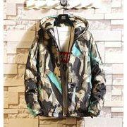 秋冬新作メンズコート ジャケット トップス シンプル♪レッド/グリーン2色