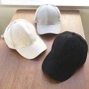 ▼MAGGIO▼【オールシーズン使える♪】 スエード仕様ベーシックキャップ(帽子)