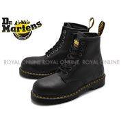 S) 【ドクターマーチン】 12231002 安全靴 アイコン 7B10 スチールトゥ ブラック メンズ&レディース