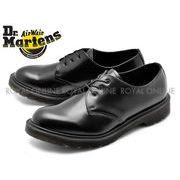 S) 【ドクターマーチン】 16074001 革靴 1461 MIE クラシック 3ホール シューズ ブラック メンズ
