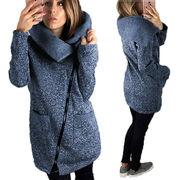 秋冬新商品730366 大きいサイズ 韓国 レディース ファッション ファー コート  3L 4L 5L 6L