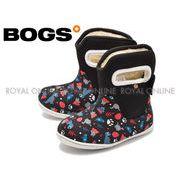 S) 【ボグス】 78460S スノーブーツ ディーノ DINO ブラックマルチ キッズ