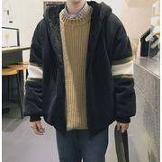 秋冬新作メンズコート♪裏起毛 ジャケット トップス おしゃれ♪グリーン/ブラック/グレー3色
