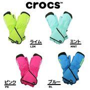 【crocs/クロックス】キッズ スノーグローブ 手袋 4色展開 24双セット 2箱限定!