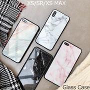 一部即納 iphone 11 pro max スマホ ケース マーブル柄スマホケース ガラス携帯カバー 大理石風