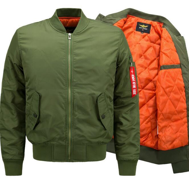 秋冬新作 防寒アウター ブルゾン アウター 中綿ジャケット MA-1 野球服 メンズジャケット