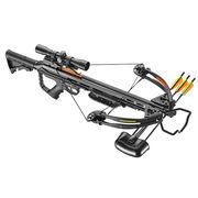 EK-Archery社製 コンパウンドクロスボウ TORPEDO ブラック 185ポンド 355FPS