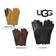 【アグオーストラリア】 17391 シープスキン 3PT グローブ  手袋  全3色 メンズ