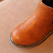 秋と冬 新しいデザイン 児童 マーティンブーツ 女児 ブーツ 男児 ブーツ ファッション-続く(1)