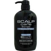 スカルプケア薬用シャンプー(600ml)/ ピース薬品