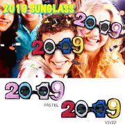 爆安!2019HAPPY NEW YEAR サングラス 200個セット