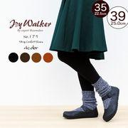 【joy walker】レディースサイズ ストラップ シューズ 4色
