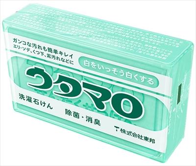 ウタマロ石けん 133G 【 東邦 】 【 衣料用洗剤 】