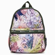 LeSportsac レスポートサック リュックサック BASIC BACKPACK SOUTH BEACH PALM