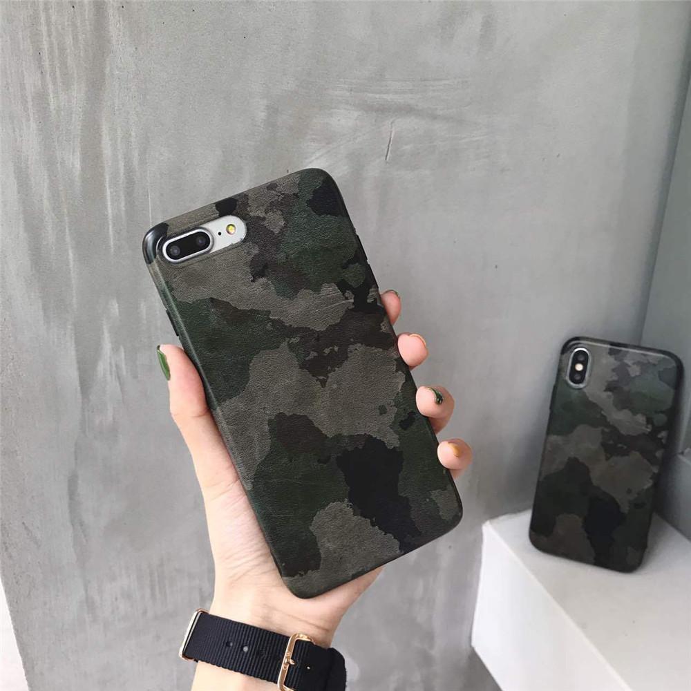 迷彩iPhoneケース スマホケース 衝撃吸収 カバー カモフラージュ
