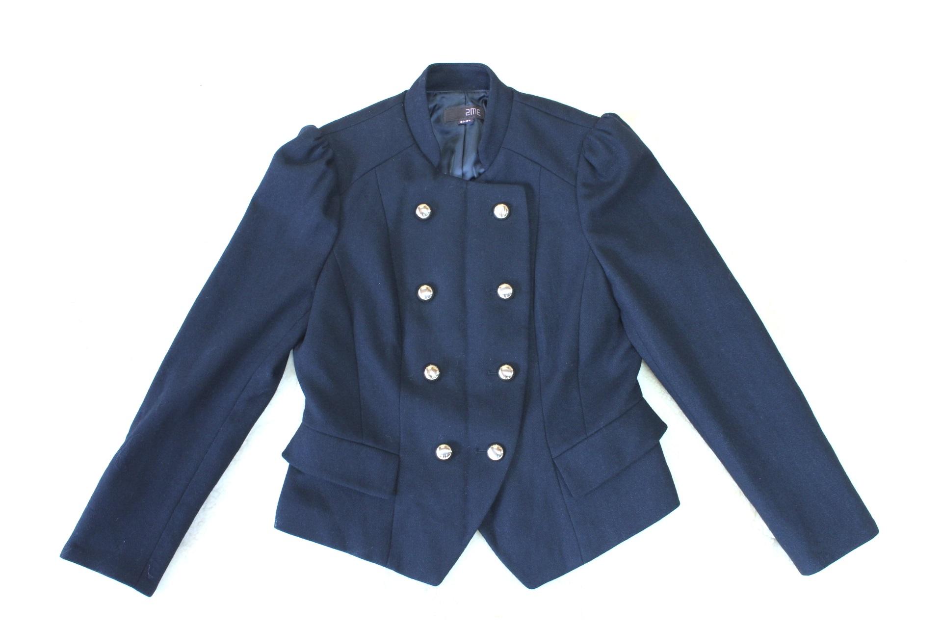 2ME ナポレオンウールジャケット