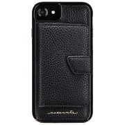 iPhone8/7/6s/6 Compact Mirror Case-Black  CM036124