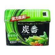 脱臭剤 炭番 野菜室用 150g 【12個】※17セット以上のご注文は代金引換不可です。