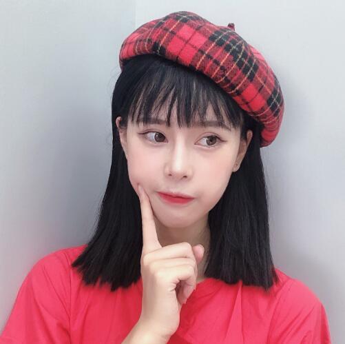 新品★キャップ★ハット★大人帽子★ins ベレー帽