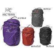 S) 【アークテリクス】 18283 バックパック インデックス 15 INDEX 全4色 メンズ&レディース