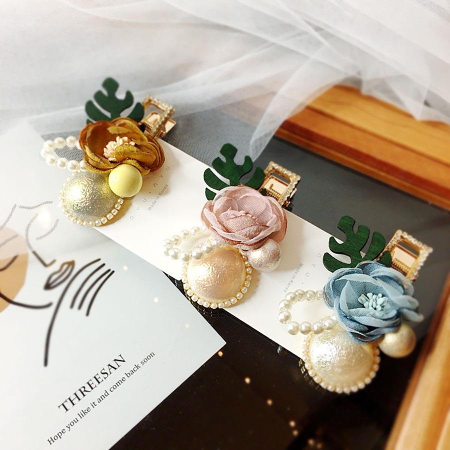 【即納】メール便可 天然木 ヘアアクセサリー ヘアクリップ ヘアピン ハンドメイド