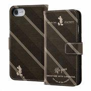 iPhone 8-7-6s-6 ディズニー 手帳型アート マグネット-ミッキーマウス14