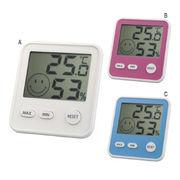 (ヘルシー&ビューティ)(環境指標計)おうちルームデジタル温湿度計