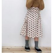 ★新品★キッズファッション★キッズ   水玉スカート