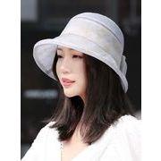 レースデザインのシルク帽子