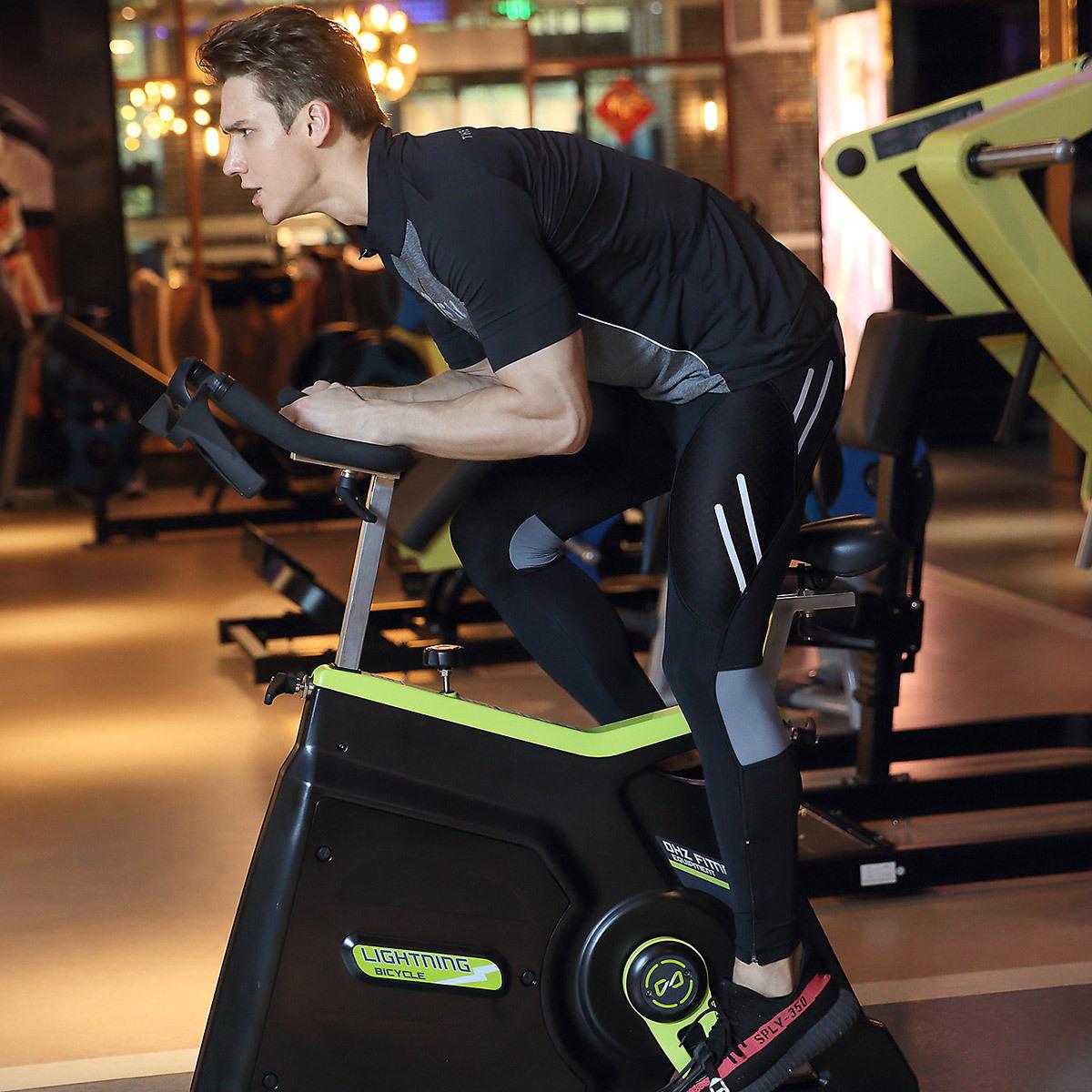 運動ズボン タイツ メンズ レディース スポーツウェア 器械フィットネス ダンスウェアスポーツ 新作