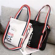 バッグ エコバッグ トートバッグ ズックバッグ ハンドバッグ ショルダーバッグ 学生 韓国