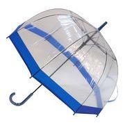 レディースビニール傘 【バイカラーNV】 60cm