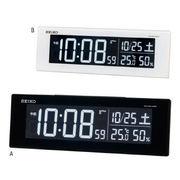 (クロック/ウォッチ)(デジタル時計)セイコー series C3 交流式電波デジタル時計 DL305